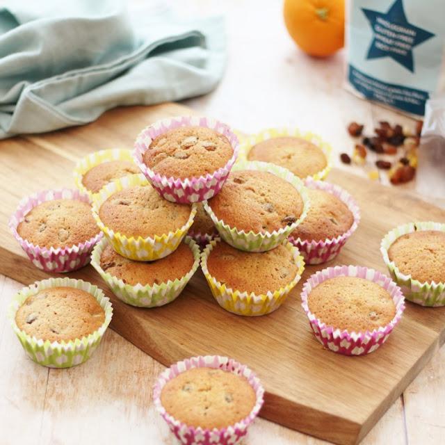 Fun Easter Cupcakes, Mini Simnel Cakes (Gluten Free)
