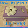 Personalised Jewellery Gift Box Tutorial