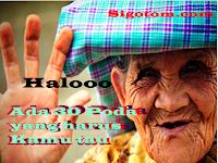 On Ma 30 Poda (Nasihat) Orang Tua Batak Untuk Anaknya Yang Sudah dewasa dan Mau Merantau