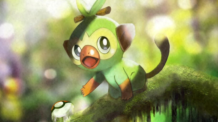 Grookey Pokemon Sword And Shield 4k Wallpaper 13 Grookey pokémon serebii.net pokédex providing all details on moves, stats, abilities, evolution data and locations for pokémon sword & shield. grookey pokemon sword and shield 4k