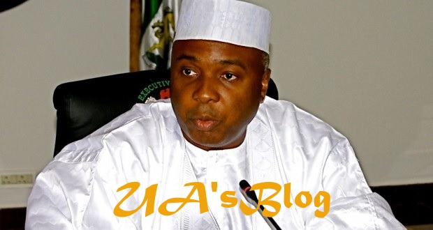 Saraki To Attend Launch Of Trump's Africa Strategy In Washington