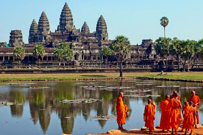 25 Cities you should visit in your lifetime : Siem Reap