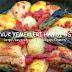fırında sebzeli tavuk baget nasıl yapılır