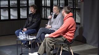 Философы Владимир Мартынов и Александр Секацкий обсуждают «конец времени»