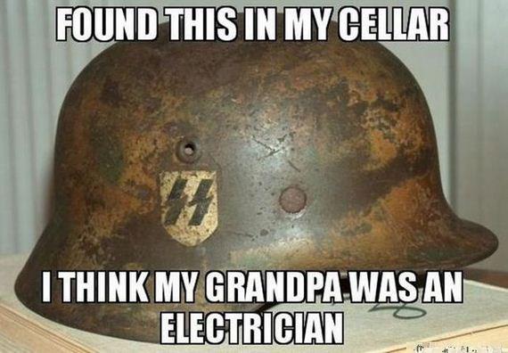 What S Meme Grandpa Electrician