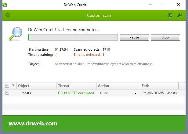 Dr.Web CureIt! Supratim Sanyal's Blog