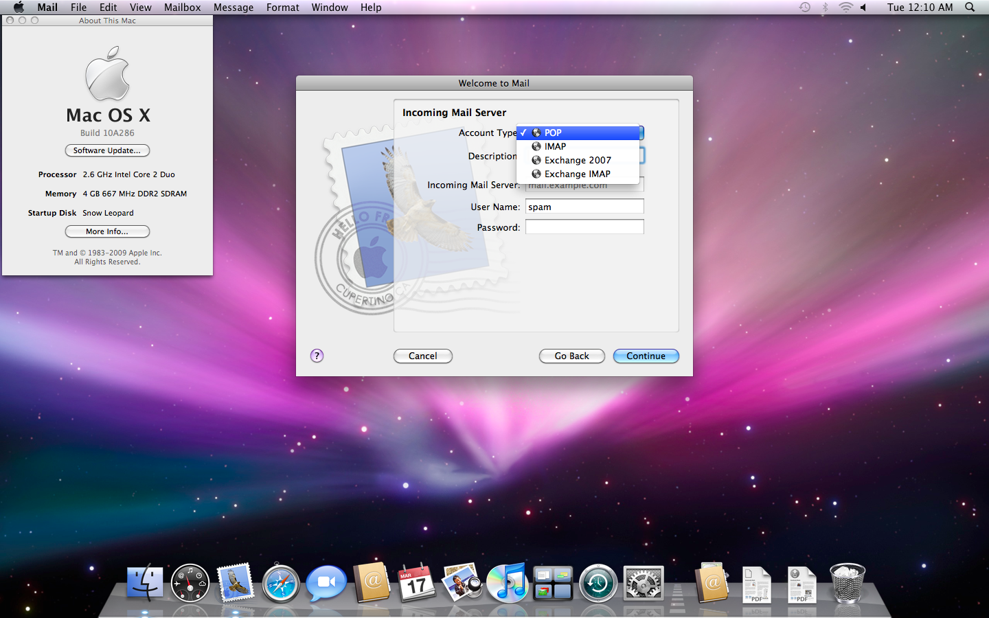Download mac os x 10. 6 snow leopard + iboot + multibeast snow.
