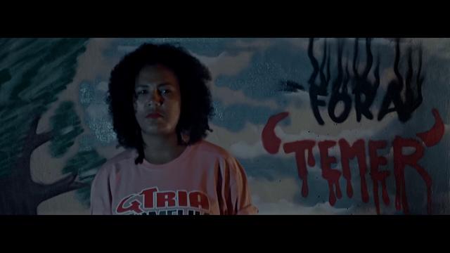 """'Temer é Lixo"""" é novo clipe do grupo Gíria Vermelha e conta com a participação do Verlok"""