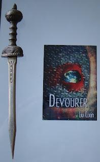 Portada del libro Devourer, de Cixin Liu