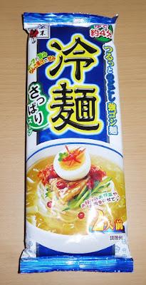 【五木食品】つるっとのどごし強ゴシ麺 冷麺 さっぱりスープ