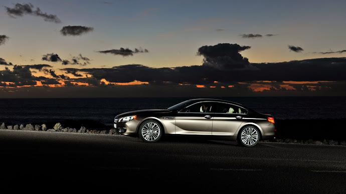 Wallpaper: BMW 6 Series Gran Coupe