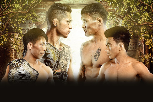 One Championship - Roots Of Honor