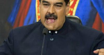 ¡SE VOLVIÓ LOCO! Maduro: El 22 de abril, truene, llueva o relampaguee, habrá elecciones