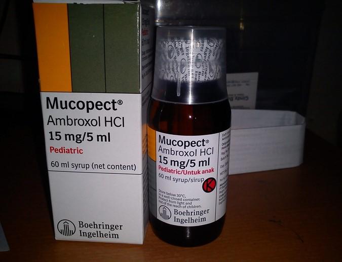 Mucopect Manfaat Efek Samping Dosis dan Harga
