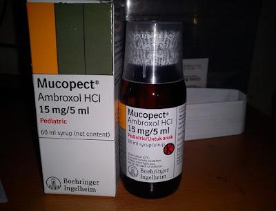 Obat Mucofect