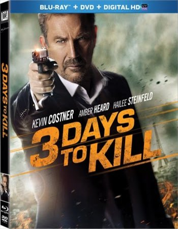 3 Days to Kill (2014) Dual Audio Hindi 480p BluRay x264 400MB ESubs Movie Download