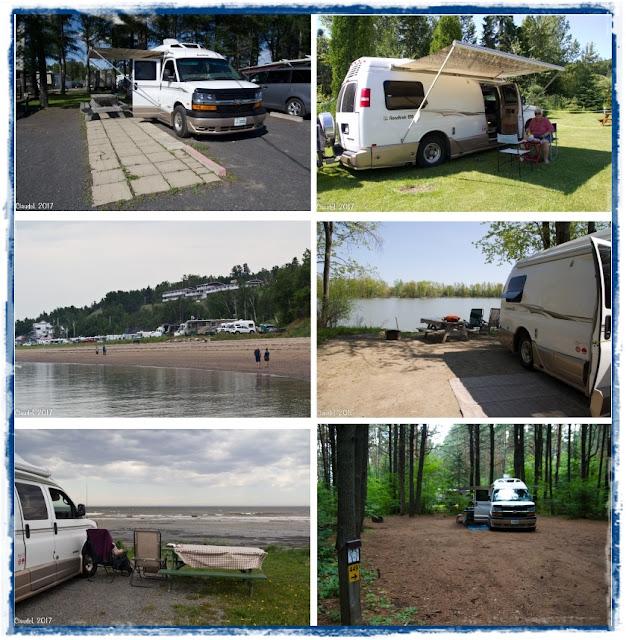 Le camping en véhicule récréatif en juillet n'est plus ce qu'il était
