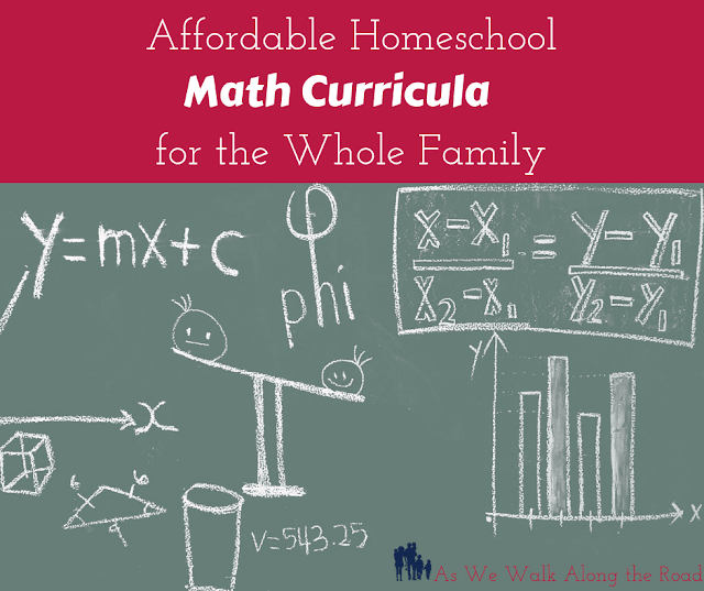 Family Math Package We Care Program from A+ Interactive Math