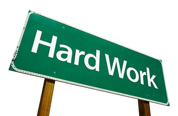 Pola Hidup Sederhana dan Bekerja Keras