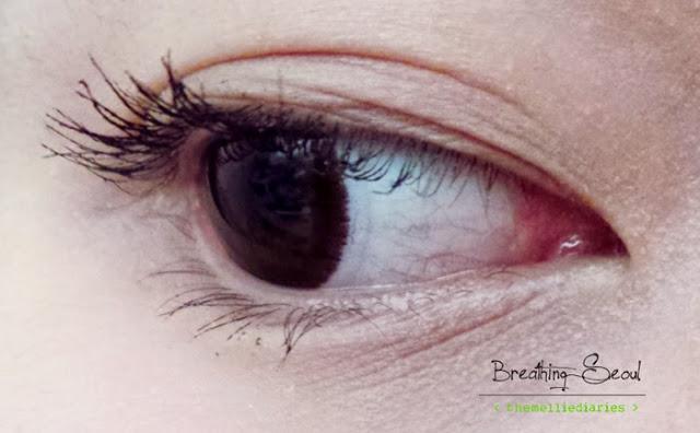 Sponsored Review Circle Lens SCL 22 Choco seoul korean