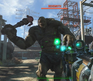GIOCO FALLOUT 4 PER PS4 XBOX ONE E PC - VIDEO TRAILER E RECENSIONE