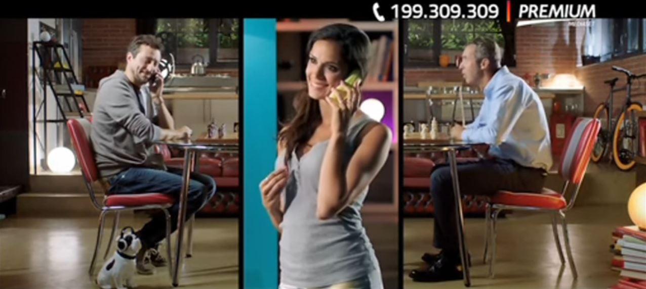 Canzone Mediaset pubblicità Premium con Luca, Paolo e Valentina Di Paola