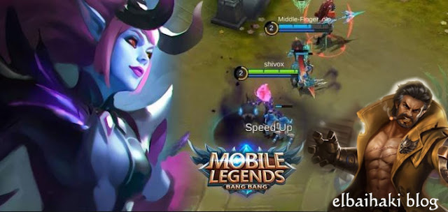 Hero Selena Mobile Legends