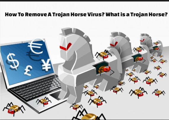 trojan virus Trojan horse: trojan horse, huge hollow wooden horse constructed by the greeks to gain entrance into troy during the trojan war.