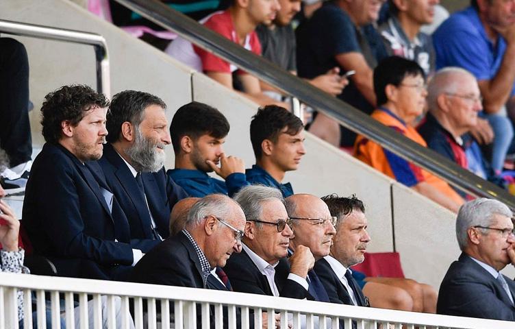 """Marotta: """"Barcelona nije poslala nikakvu ponudu za Dybalu"""""""