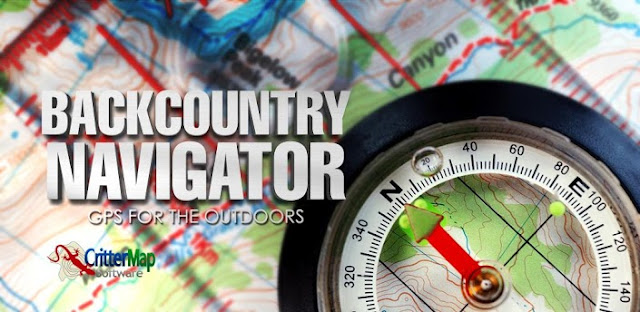 BackCountry Navigator TOPO GPS 5.5.2