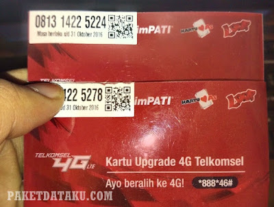 Cara Upgrade Kartu Telkomsel ke 4G
