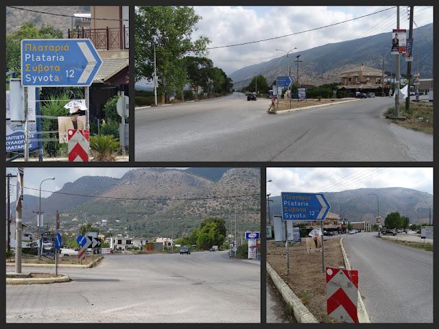 Θεσπρωτία: Δύο κόμβοι, δύο λωρίδες κυκλοφορίας και ηλεκτροφωτισμός στην Πλαταριά προς Σύβοτα