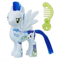 My Little Pony the Movie All About Soarin Brushable