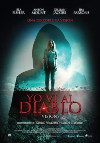 Yo Vi Al Diablo (2015) DVDRip Latino