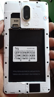 Bq aquaris w80 firmware 100% tested without password