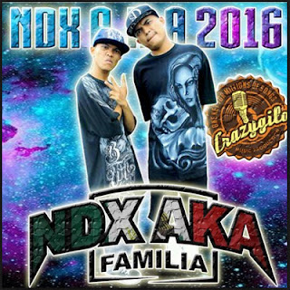 Chord NDX A.K.A - Ati Dudu Kos Kosan (feat. PJR)