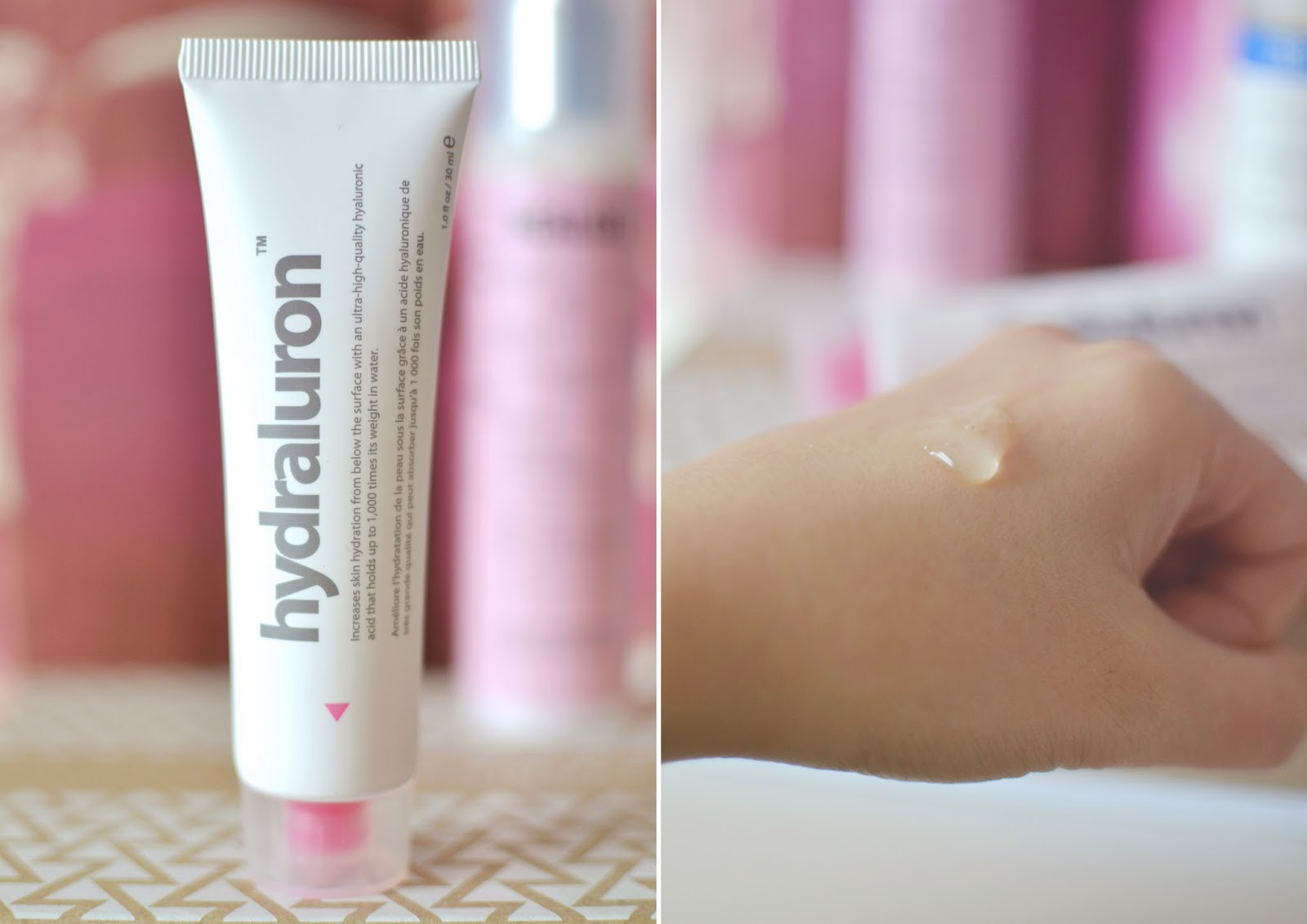 Hydraluron Review, serums for dry skin