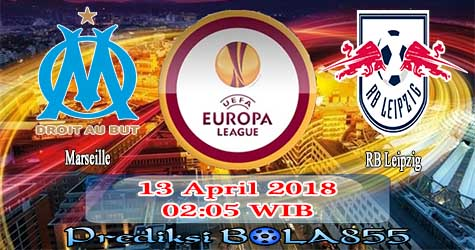 Prediksi Bola855 Marseille vs RB Leipzig 13 April 2018