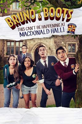 Bruno & Boots This Can't Be Happening At Macdonald Hall 2017 DVD Custom HD Latino
