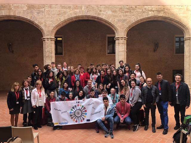 Γιάννενα: Ολοκλήρωση Της 4ης Κινητικότητας Στην Ισπανία Για Το Πρότυπο Γυμνάσιο Ζωσιμαίας Σχολής