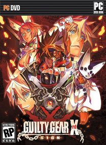 GUILTY GEAR Xrd SIGN-CODEX