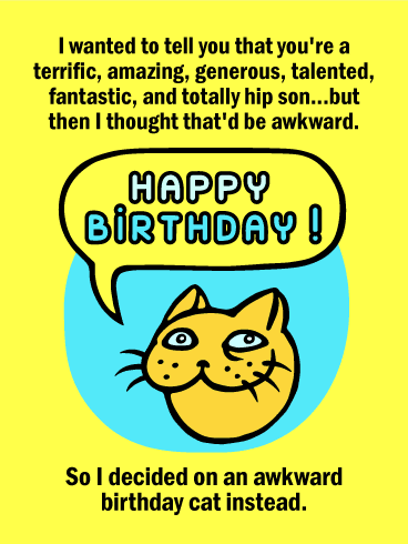 Happy Birthday Wishes | Quotes | Messages and Images for Younger Son