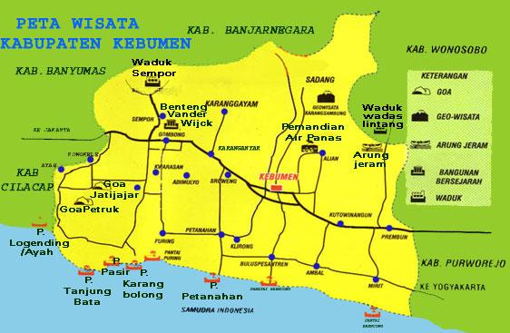 TRAVELING TO INDONESIA VILLAGES: Kebumen, Central Java