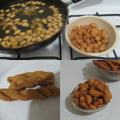 Nigerian chinchin recipe
