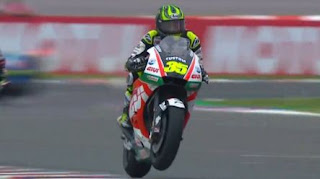 Hasil FP3 MotoGP Aragon: Crutchlow, Miller, Dovizioso, Rossi P18
