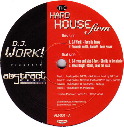 FLASH DANCE HOUSE SINGLE´S COLLECTION !!!!: Various – The