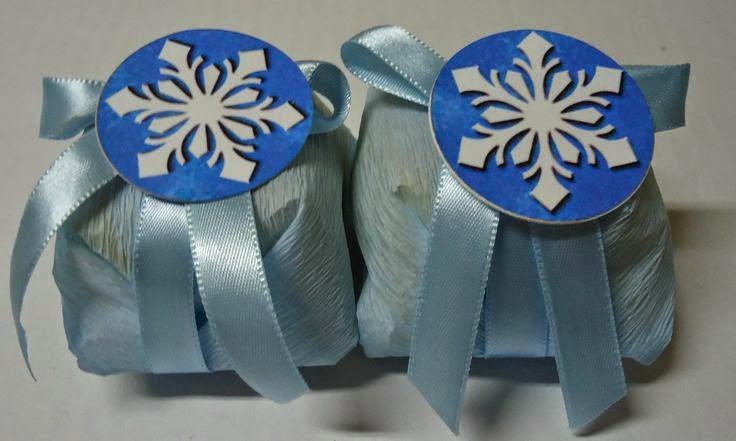 45 Lembrancinhas para festa Frozen