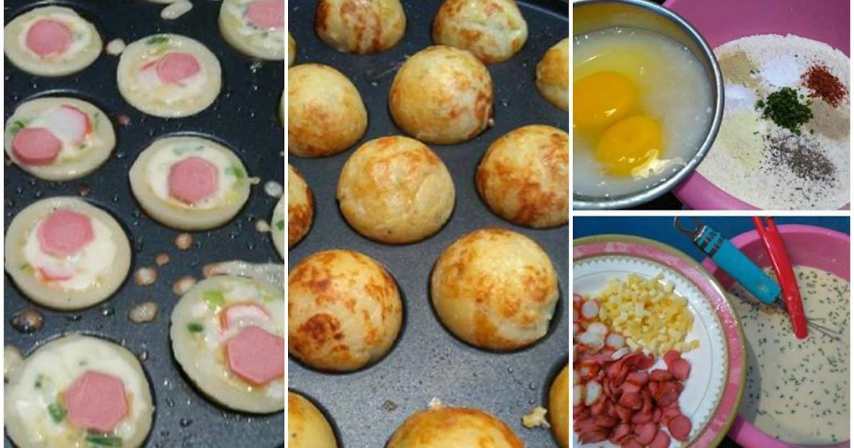 Resep Takoyaki Homemade. Lebih Hemat 51a18a4df9