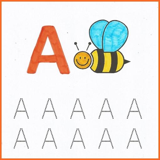 Lettere alfabeto colorate da stampare - Lettere animali da stampare ...
