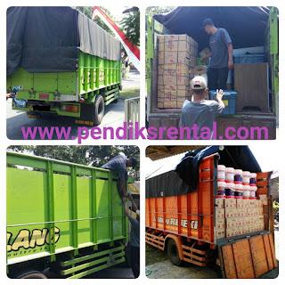 Carter Truk Jakarta Madiun